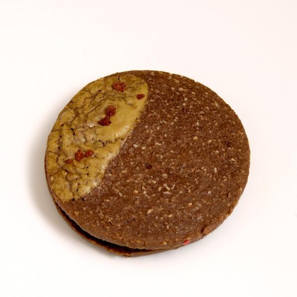 画像1: チョコサンドクッキー(フランボワーズ)